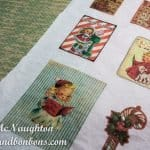Images printed on tissue papers
